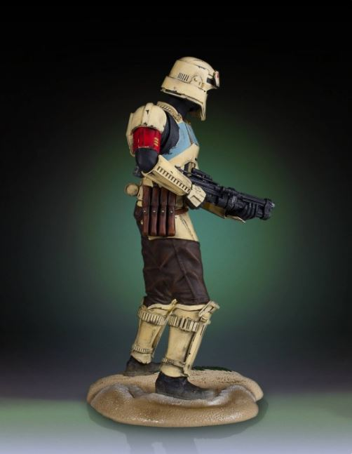 Gentle Giant - Star Wars Shoretrooper Gallery Statue Shoret12
