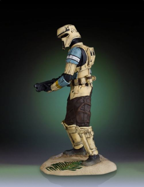 Gentle Giant - Star Wars Shoretrooper Gallery Statue Shoret14