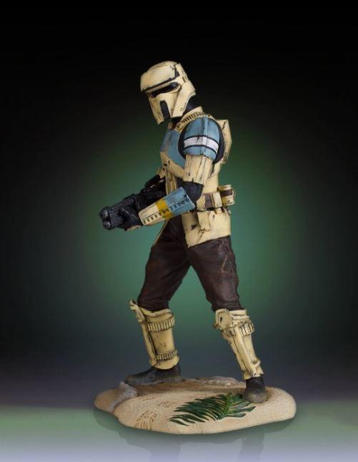 Gentle Giant - Star Wars Shoretrooper Gallery Statue Shoret15