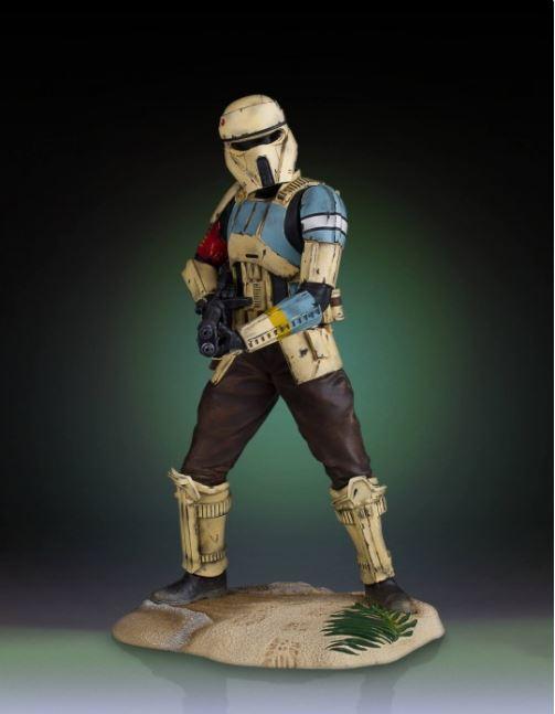 Gentle Giant - Star Wars Shoretrooper Gallery Statue Shoret18