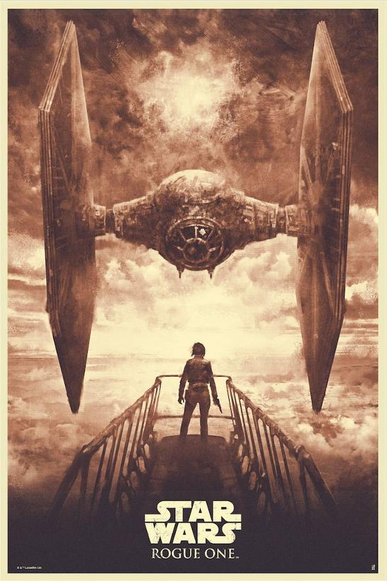 Artwork Star Wars - Dark Ink - Showdown Showdo10