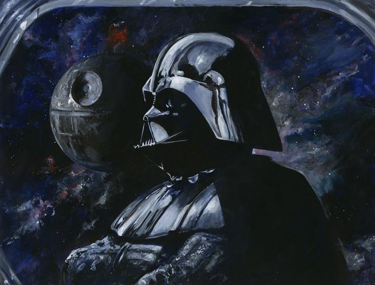 Artwork Star Wars - ACME - Sith Lord  Sith_l10