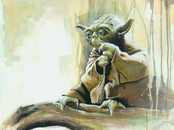 Artwork Star Wars - ACME - Size Matters Not Sizema10