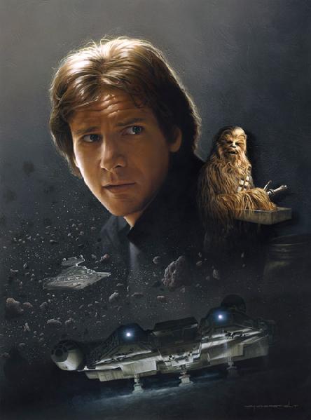 Artwork Star Wars - ACME - Smuggler's Hideaway Smuggl10