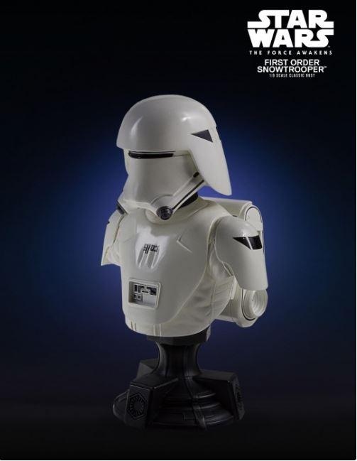 First Order Snowtrooper TFA Classic Mini Bust - PGM Exclu Snowtf10