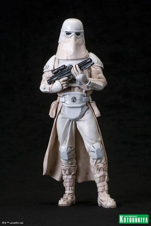 Kotobukiya: Snowtrooper Two-Pack ARTFX+ Statues  Snowtr11