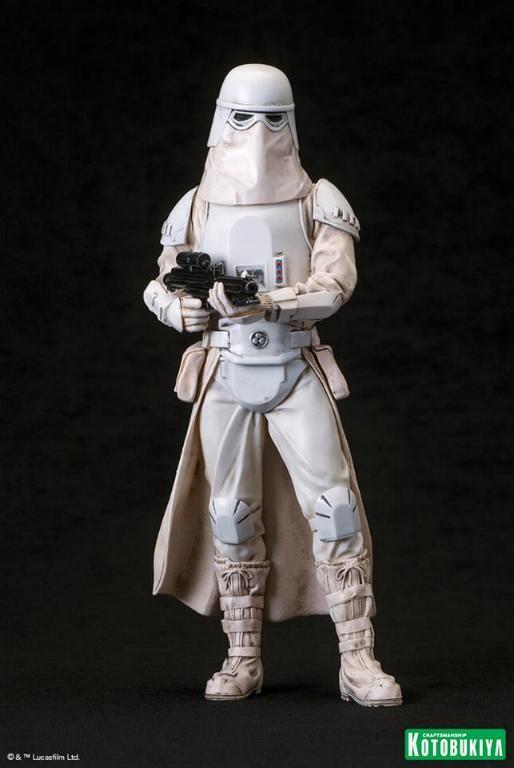 Kotobukiya: Snowtrooper Two-Pack ARTFX+ Statues  Snowtr12