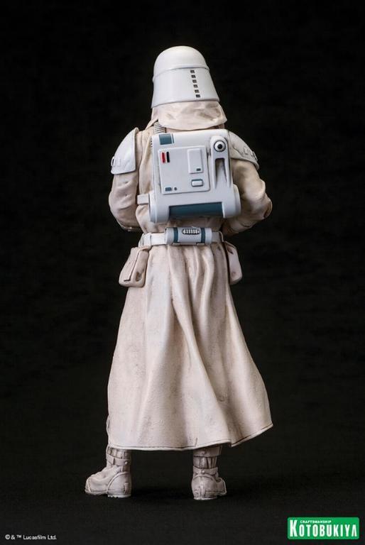 Kotobukiya: Snowtrooper Two-Pack ARTFX+ Statues  Snowtr15