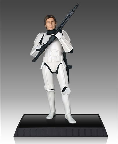 Gentle Giant - Han Solo Stormtrooper Deluxe Statue Solost15