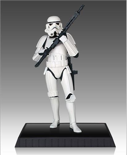 Gentle Giant - Han Solo Stormtrooper Deluxe Statue Solost16
