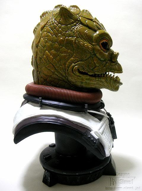 Sideshow Collectibles - Bossk Life Size  Bust Ssc-bo10