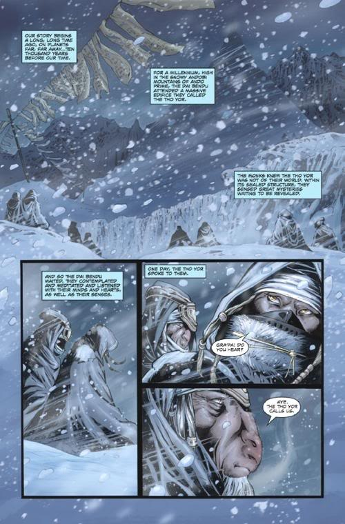 STAR WARS - DAWN OF THE JEDI (VO) - LA GENESE DES JEDI (VF) - Page 2 Star-w16