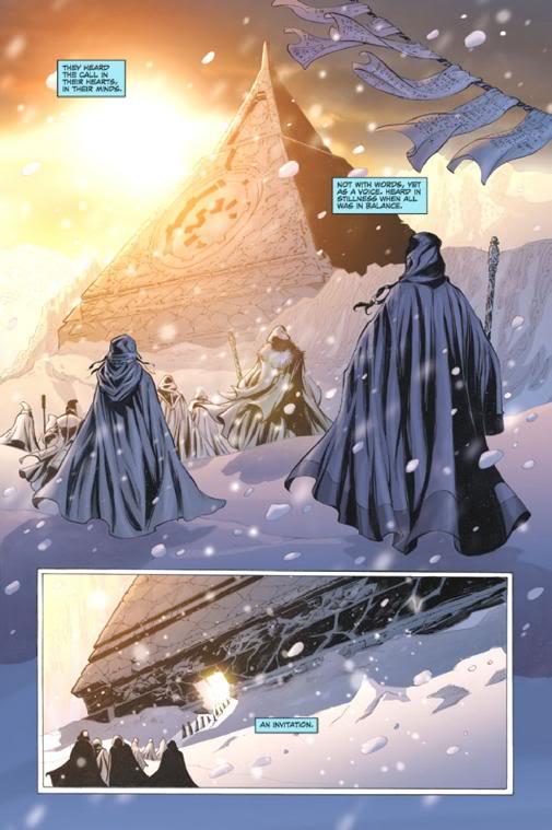 STAR WARS - DAWN OF THE JEDI (VO) - LA GENESE DES JEDI (VF) Star-w17