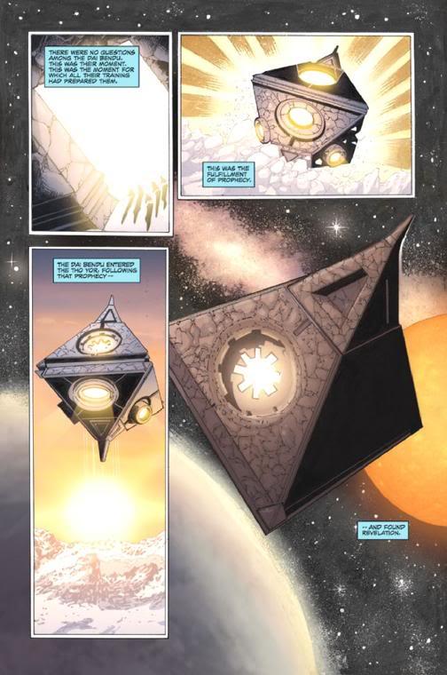 STAR WARS - DAWN OF THE JEDI (VO) - LA GENESE DES JEDI (VF) Star-w18