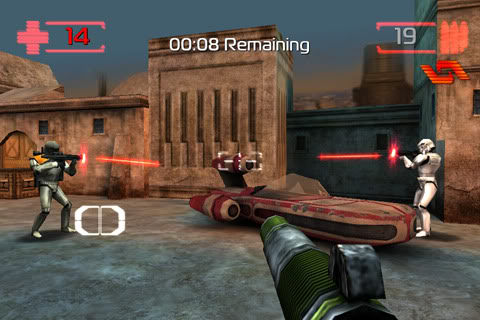 Star Wars : Imperial Academy sur Iphone Star-w56