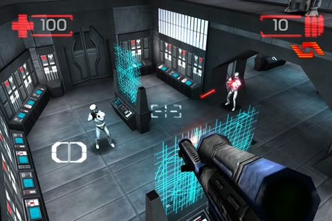 Star Wars : Imperial Academy sur Iphone Star-w60
