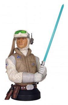 Gentle Giant -Han solo, Luke Skywalker & Leia Hoth mini-bust Star-w87