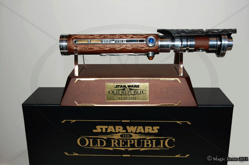 eFX - Star Wars - The Old Republic - Master ORGUS Lightsaber - Page 2 Star2010