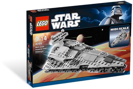 LEGO STAR WARS - 8099 - Midi-Scale Imperial Star Destroyer Starde10