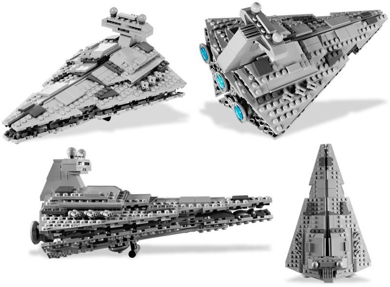 LEGO STAR WARS - 8099 - Midi-Scale Imperial Star Destroyer Starde11
