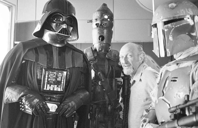 Star Wars - Vintage - Photos d'époque. - Page 2 Starw280