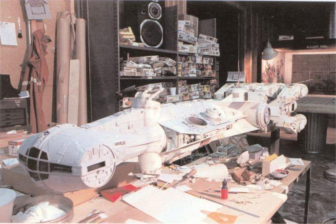 Star Wars - Vintage - Photos d'époque. - Page 2 Starw300