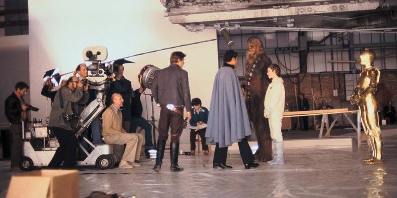 Star Wars - Vintage - Photos d'époque. - Page 4 Starw325