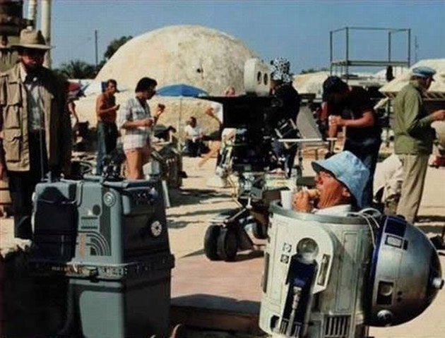 Star Wars - Vintage - Photos d'époque. - Page 5 Starw328