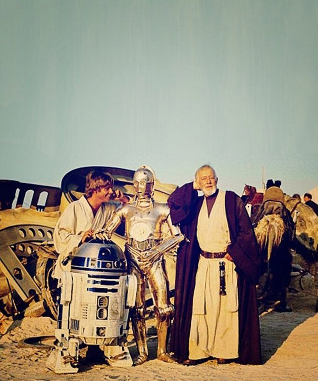 Star Wars - Vintage - Photos d'époque. - Page 5 Starw332