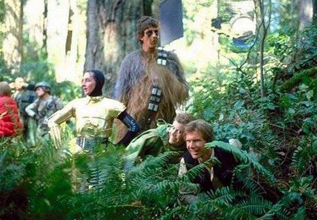 Star Wars - Vintage - Photos d'époque. - Page 5 Starw360