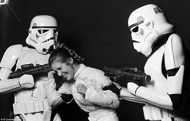 Star Wars - Vintage - Photos d'époque. - Page 5 Starw362