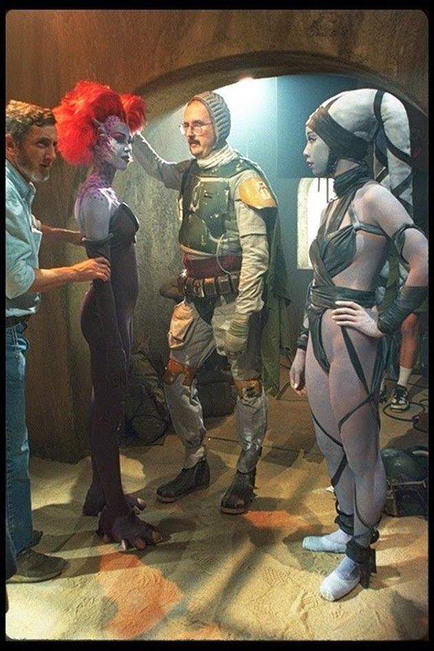 Star Wars - Vintage - Photos d'époque. - Page 5 Starw364