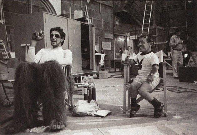 Star Wars - Vintage - Photos d'époque. - Page 5 Starw366