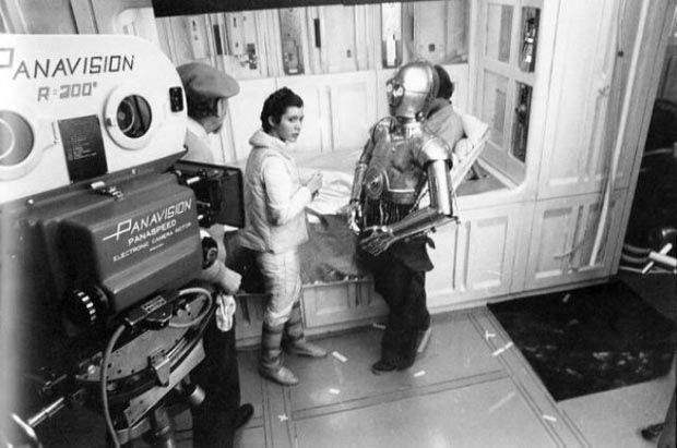 Star Wars - Vintage - Photos d'époque. - Page 7 Starw368