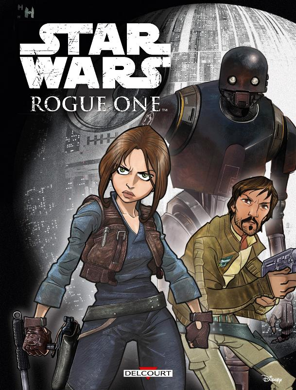 DELCOURT - Star Wars Rogue One (Jeunesse) Starw531