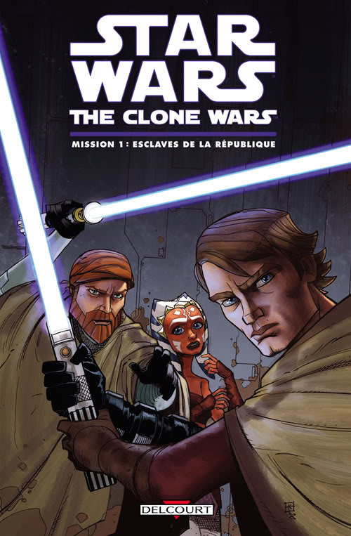 COLLECTION STAR WARS - THE CLONE WARS - MISSIONS Starwa12