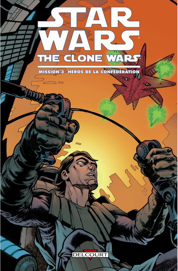 STAR WARS - THE CLONE WARS - Mission - Page 2 Starwa13