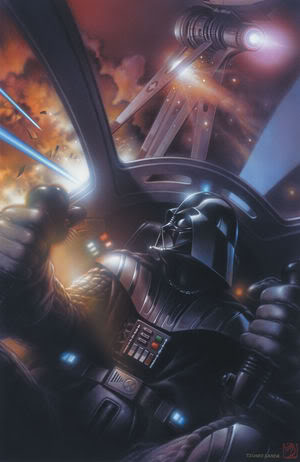 Star Wars - Darth Vader (US) Starwa38