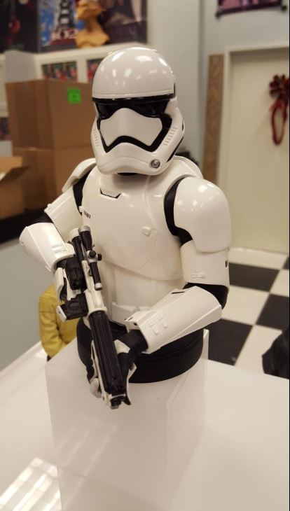 Gentle Giant - Stormtrooper The Force Awakens MiniBust Storm_18