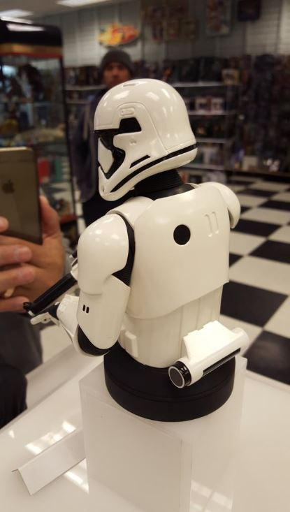 Gentle Giant - Stormtrooper The Force Awakens MiniBust Storm_20