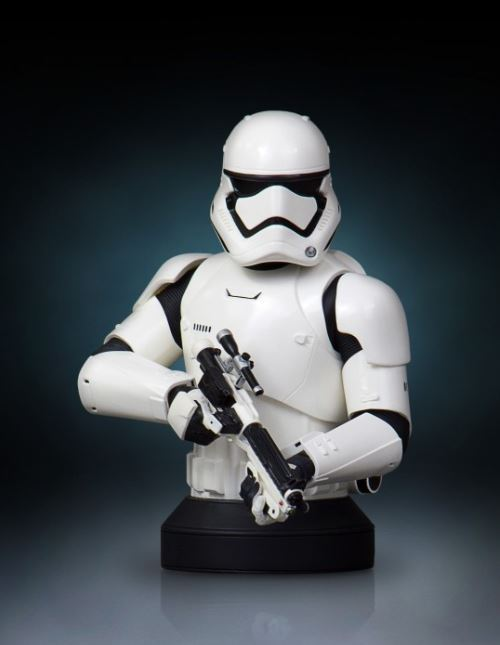 Gentle Giant - Stormtrooper The Force Awakens MiniBust Storm_21