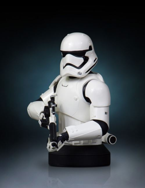 Gentle Giant - Stormtrooper The Force Awakens MiniBust Storm_22