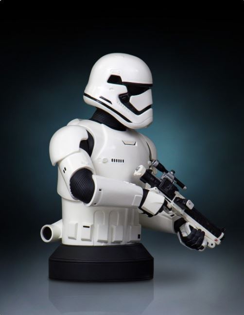 Gentle Giant - Stormtrooper The Force Awakens MiniBust Storm_25