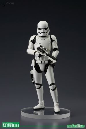 Kotobukiya Star Wars - First Order Stormtrooper Two Pack Storm_30