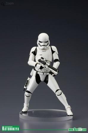 Kotobukiya Star Wars - First Order Stormtrooper Two Pack Storm_31