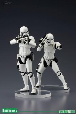 Kotobukiya Star Wars - First Order Stormtrooper Two Pack Storm_32