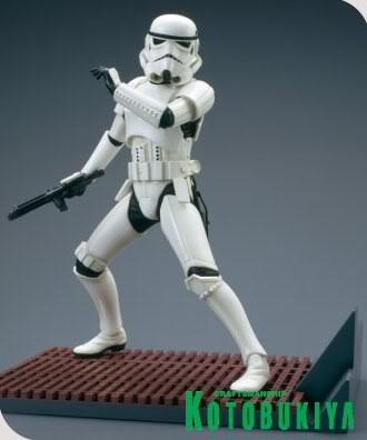 Kotobukiya - Stormtrooper Luke ARTFX Statue Storm_33