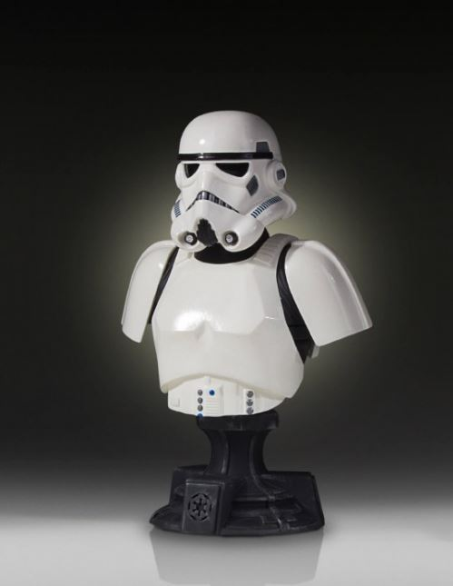 Gentle Giant - PGM - Stormtrooper Classic Bust: A New Hope Stormb11