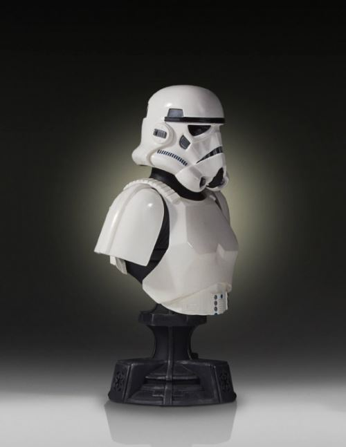 Gentle Giant - PGM - Stormtrooper Classic Bust: A New Hope Stormb12