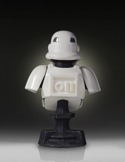 Gentle Giant - PGM - Stormtrooper Classic Bust: A New Hope Stormb13